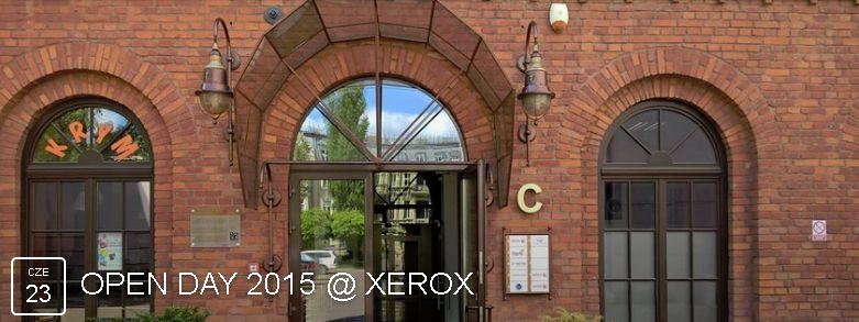 OpenDayXerox