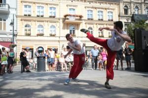 capoeira walka