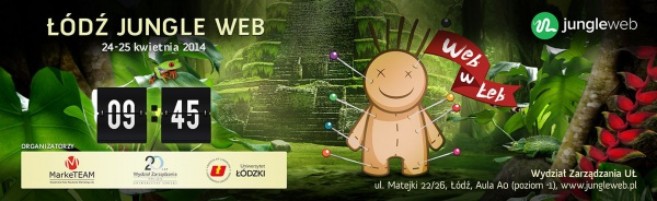 Konferencja Jungle Web 2014