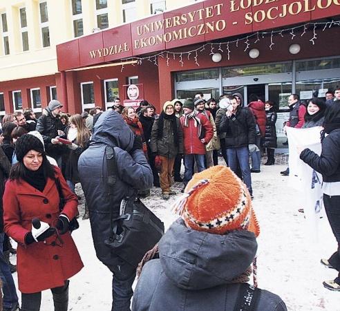 Głośne studenckie protesty przyniosły skutek